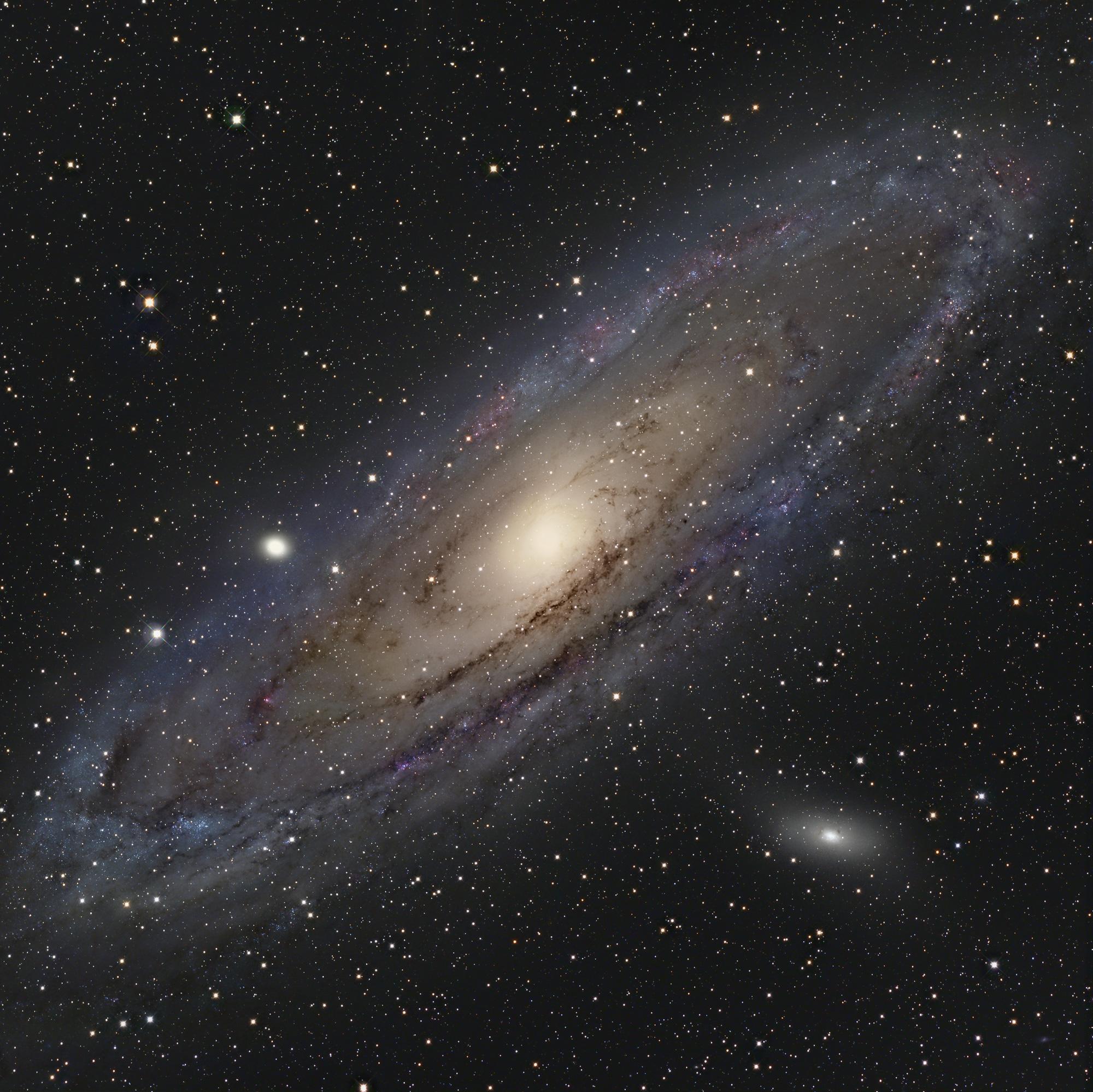 La Costellazione Di Andromeda Astronomiacom