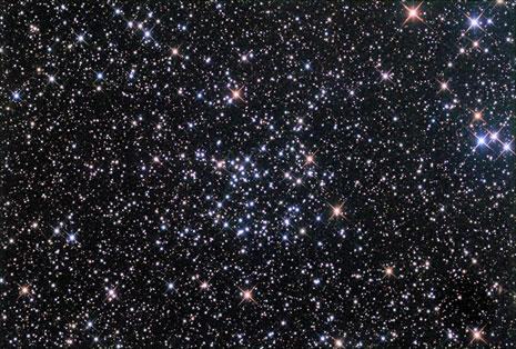 Ammasso NGC 6811, vecchio di circa un miliardo di anni