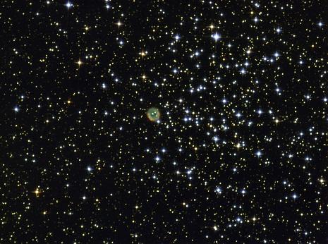 L'ammasso aperto M46