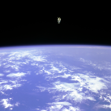 Untethered Spacewalk Big