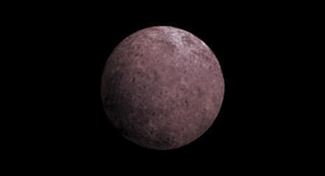Il pianeta nano 2007 OR10