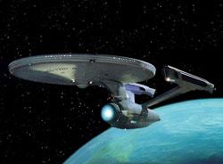 L'Enteprise di Star Trek