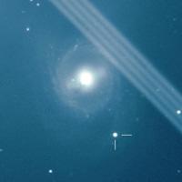 Supernova in M95 nel Leone