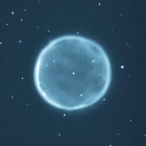 La nebulosa Abell 39