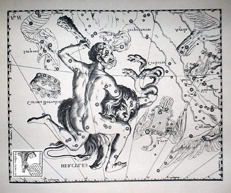 Ercole secondo Hevelius