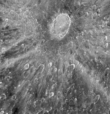 il cratere Tycho
