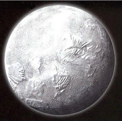 la Terra in versione ghiacciata