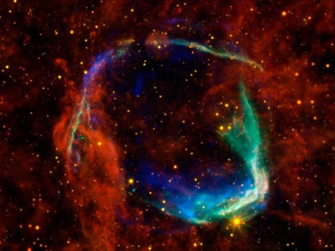 la supernova più antica ricordata