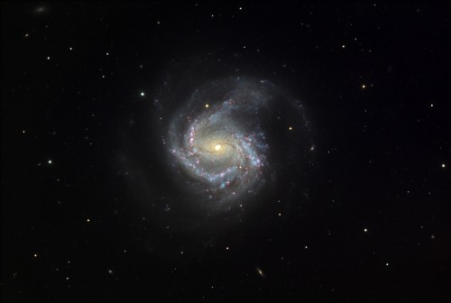 la galassia M61