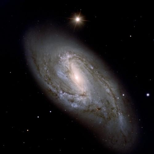 la galassia M66