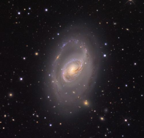 la galassia M96