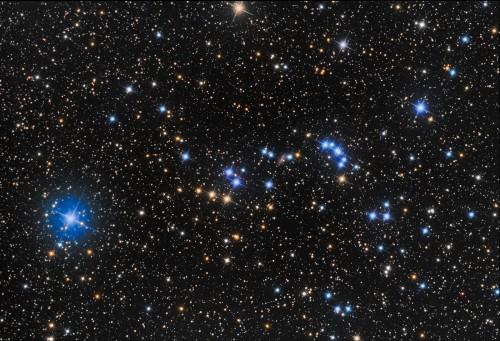 l'ammasso NGC 5460