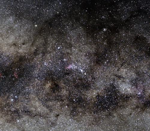 l'Open Cluster NGC 6193