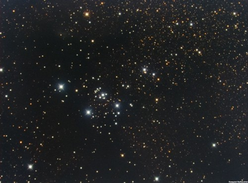 l'Open Cluster NGC 6250