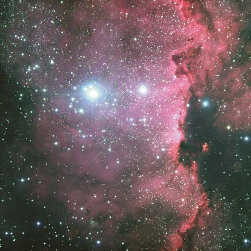 la nebulosa RCW108