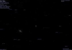 il Sole da HIP 57433