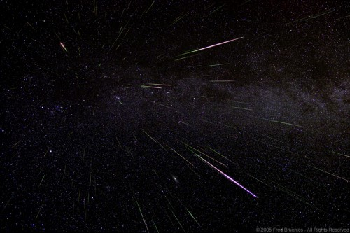 Sciame meteorico delle Perseidi