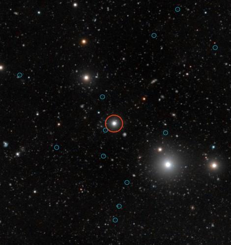 galassie primitive invisibili