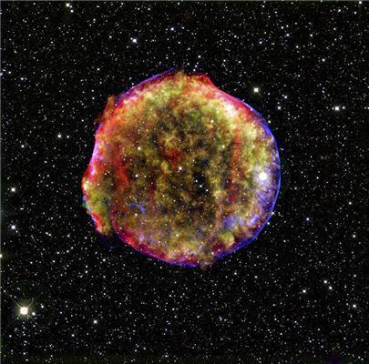 la supernova di Tycho
