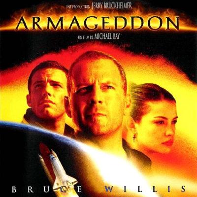 locandina di Armageddon