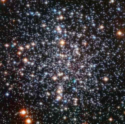 M4, Hubble