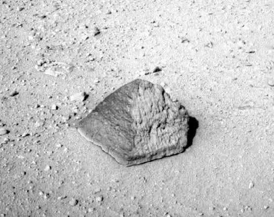 roccia marziana