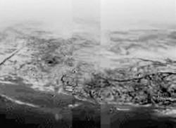 un lago di metano su Titano