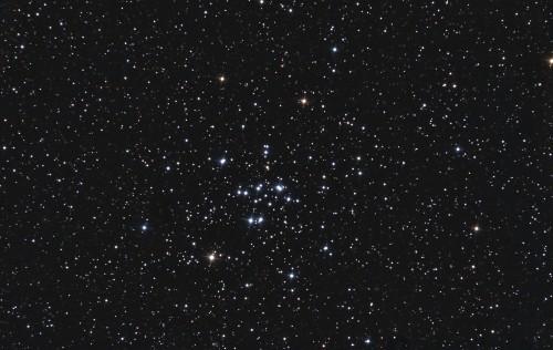 l'open cluster M34