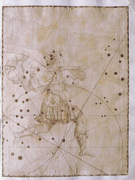 Cefeo secondo l'Uranometria