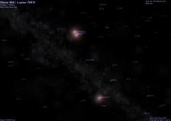 il sistema stellare multiplo di EZ Aqr