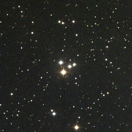 l'ammasso stellare M73