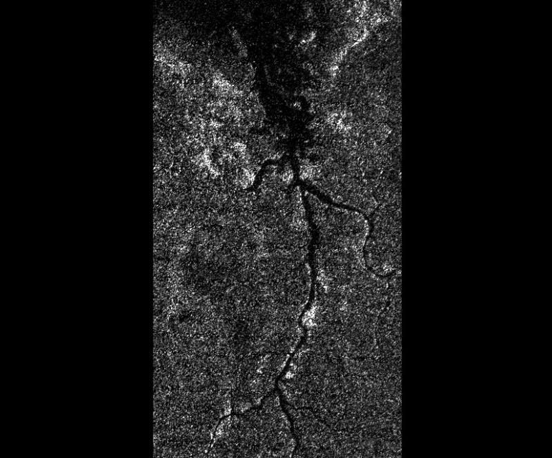 il Nilo di Titano