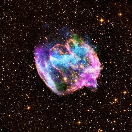 supernova asimmetrica