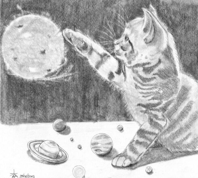 Tre Disegni E Tre Semplici Verita Astronomia Com