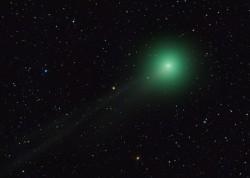 La Cometa Lemmon