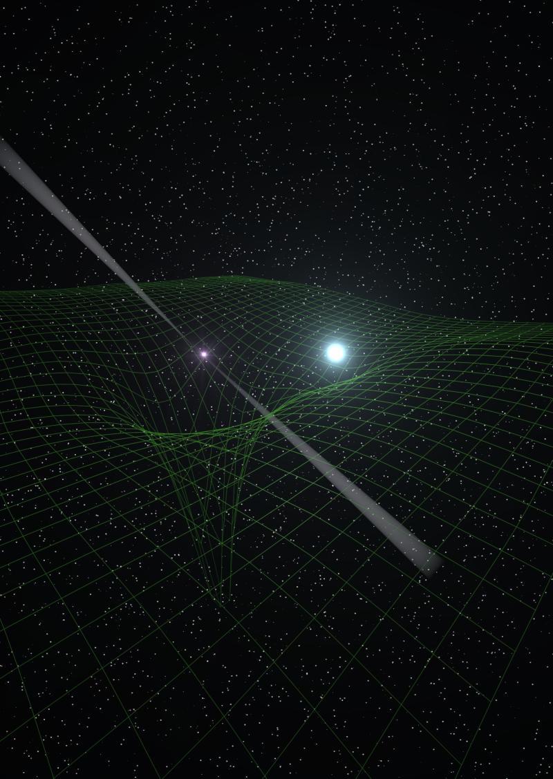 un sistema ai limiti della gravità
