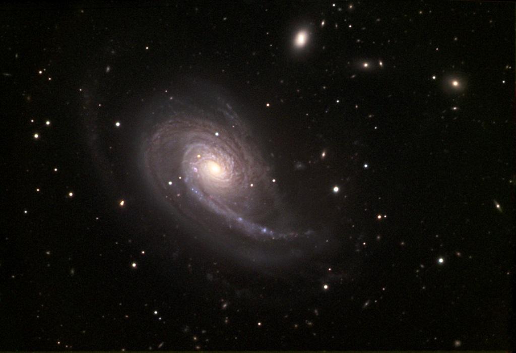 la galassia a spirale NGC 772
