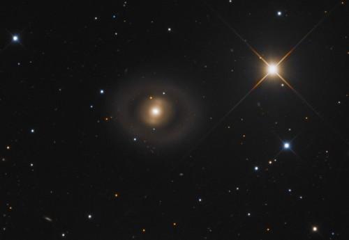 la galassia $NGC$ 2859
