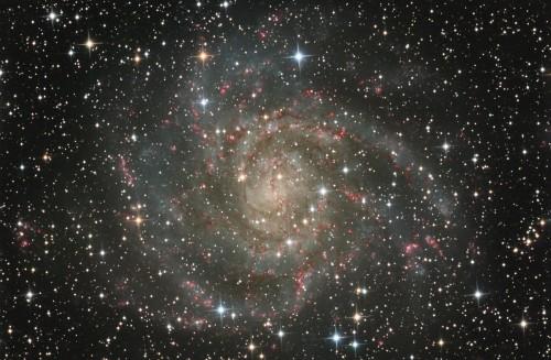 la galassia IC 342