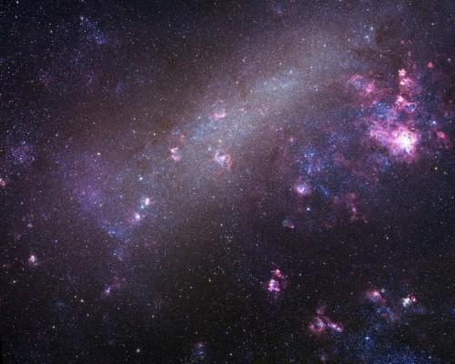 la Large Magellanic Cloud