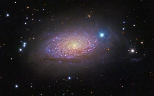 la Sunflower Galaxy