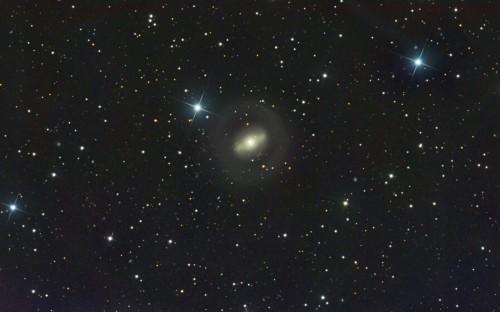 la galassia $NGC$ 1543