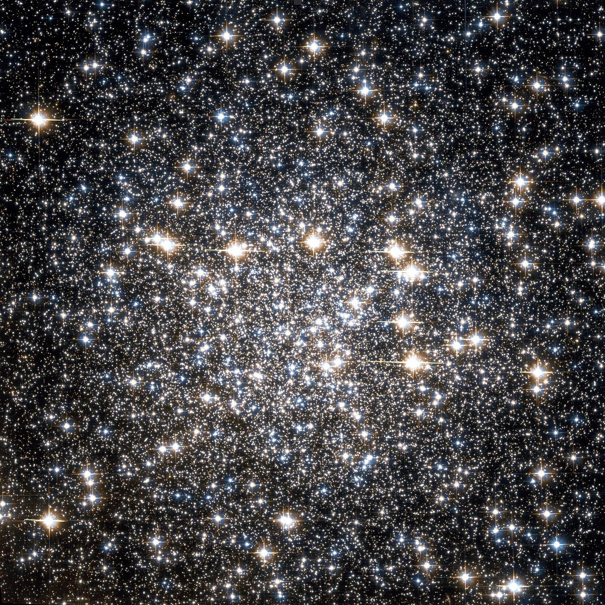 il globular cluster $NGC$ 4833