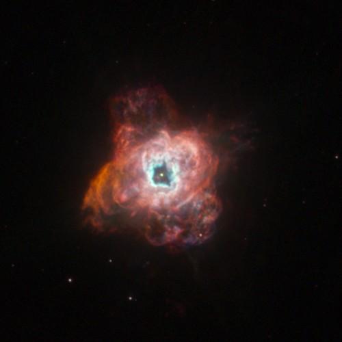 la $nebulosa$ planetaria $NGC$ 5315