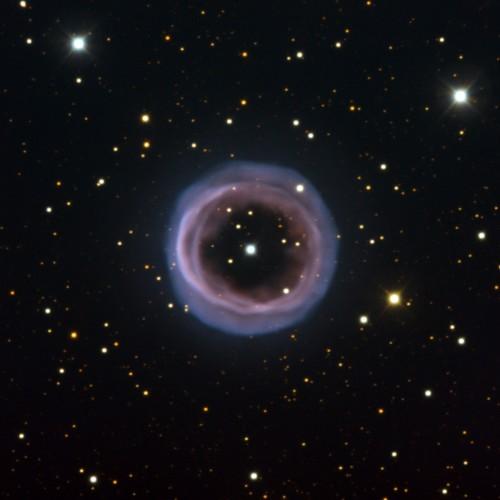 la Fine Ring Nebula