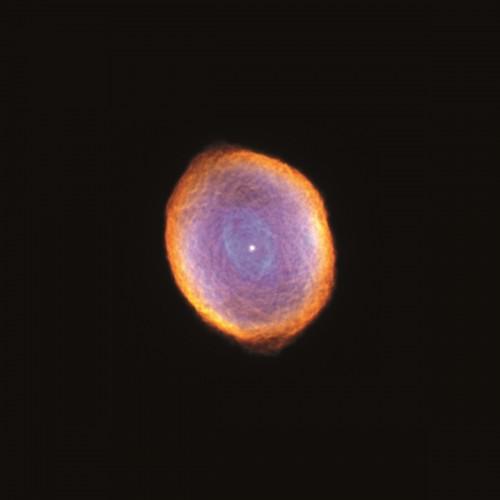 la Spirograph Nebula