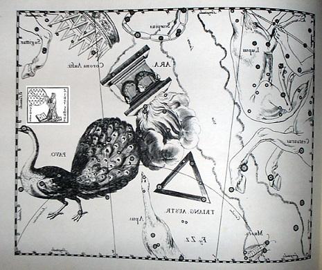 il Triangolo secondo Hevelius