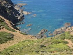 Porto Baosu a Capo Malargiu