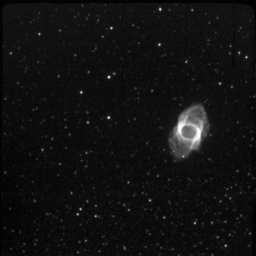 la nebulosa planetaria Menzel 1