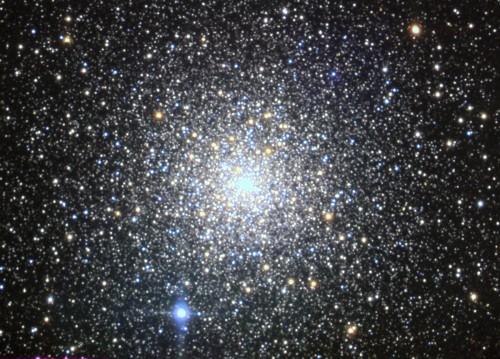 l'ammasso globulare $NGC$ 6752